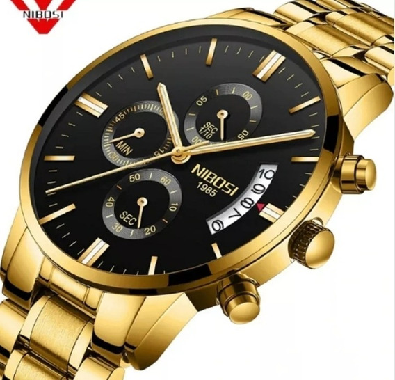 Relógio Nibosi (original) Masculino