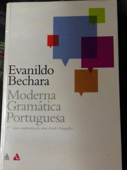 Livro Moderna Gramática Portuguesa