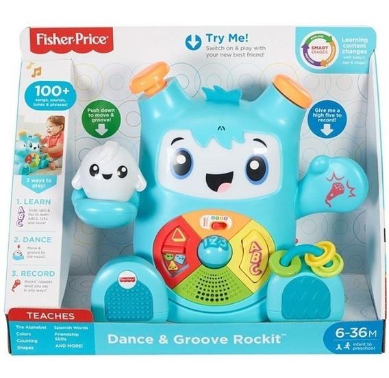 Dance & Groove Rockit Fisher Price