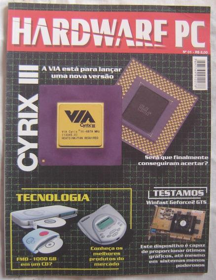 Revista Hardwarf Pc - Nº 01 - Cyrix 3.