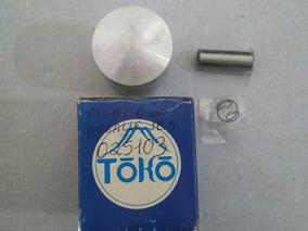 Pistão S/anéis 0.25 Agrale 16.5 Toko