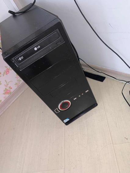 Cpu Lg Usada + Mouse Multilaser