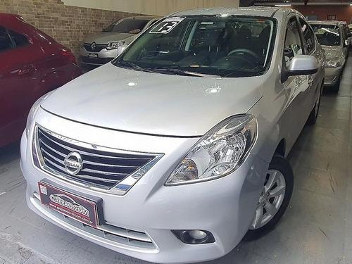 Nissan Versa 1.6 16v Sl 2013
