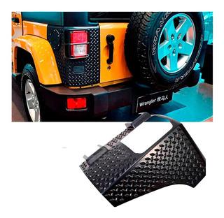 Protector Esquina Calaveras Jeep Wrangler Jk Sahara Rubicon