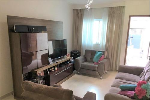 Imagem 1 de 9 de Sobrado Na Vila Matilde Com 3 Dorms Sendo 2 Suítes, 4 Vagas, 160m² - So0486