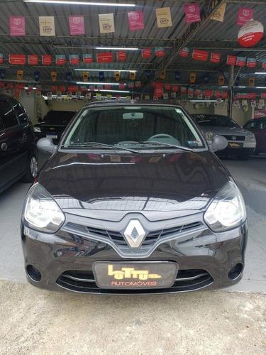 Imagem 1 de 8 de Renault Clio 1.0 Authentique 16v Flex 4p Manual