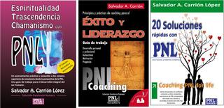 Pnl Salvador Carrión + Curso Pnl Desde Cero Con Video