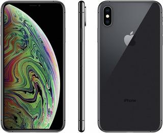 Apple iPhone Xs Max 256gb Nuevo En Caja Cerrada 12 Meses Gar