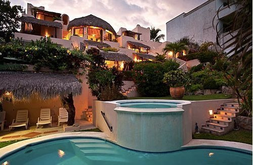 Hotel Boutique Con Vista Al Mar En Venta Huatulco, Bahía Con