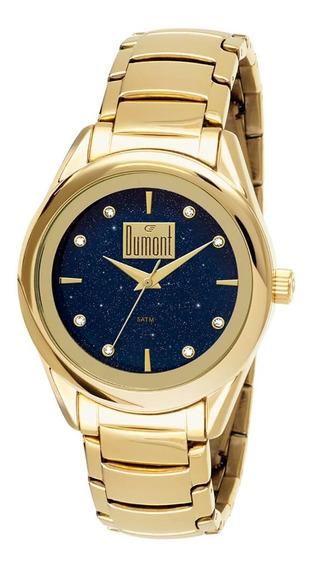 Relógio Dumont Feminino Du2035lna/4p.