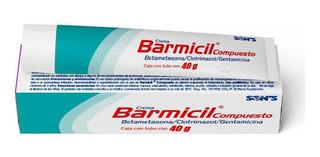 Barmicil Crema 40gr Corrugado Con 10pz