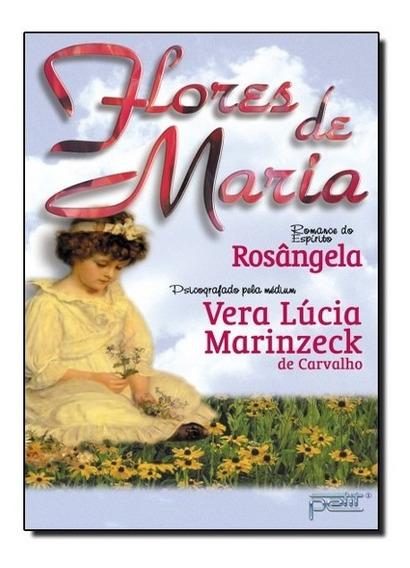 Livro - Flores De Maria