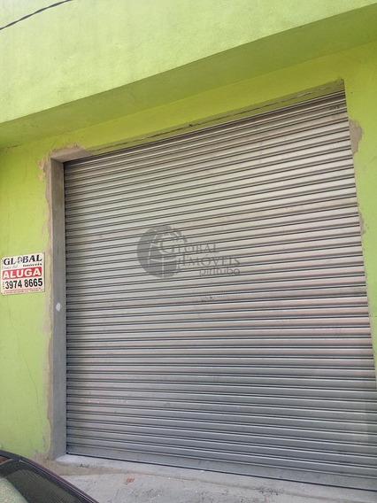 Locação Loja/salão São Paulo Vila Zat - Lc207