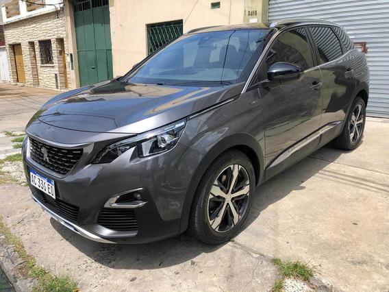 Peugeot 3008 2.0 Gt-line Hdi Tiptronic 2018