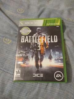 Battlefield 3 Cuenta Con 2 Discos Xbox 360 Semi-nuevo