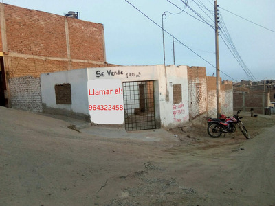 Huanchaco: Vendo Terreno De 140 Mts