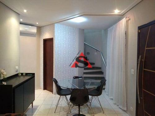 Casa Com 2 Dormitórios À Venda, 115 M² Por R$ 585.000,00 - Parque Jabaquara - São Paulo/sp - Ca2406