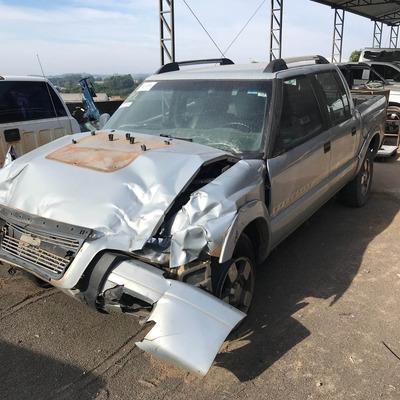 Chevrolet S10 2.4 Executive 2011- Sucata Retirar Peças