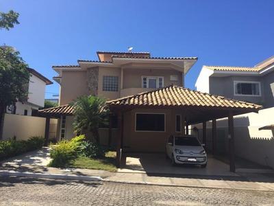 Maravilhosa Casa Com 04 Suítes Em Condomínio De Altíssimo Padrão - Green Park, Cancela Preta - Ca0270