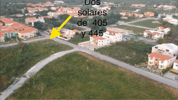 Vendo Solar En Residencial Bávaro Punta Cana