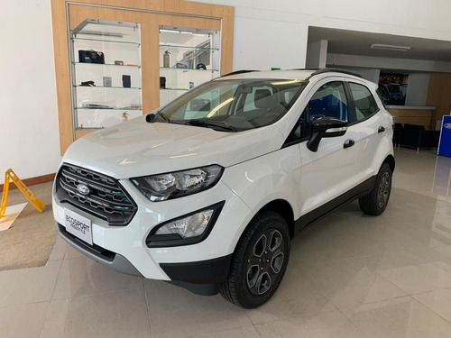 Ford Ecosport Freestyle 4x4 At 2021