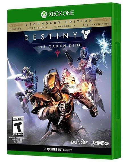 Destiny: The Taken King - Edição Lendária - Xbox One