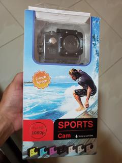 Vendo Cámara De Agua Sport Full Hd 1080p Nueva!!