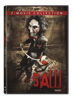 Saw Coleccion Completa En Dvd 7 Films [original, Nuevo] Dhl