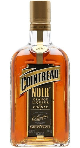 Imagen 1 de 1 de Cointreau Noir 750 Ml