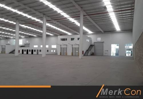 Bodega Renta 3117 M2 Parque Industrial En Lazaro Cardenas Guadalajara Jalisco