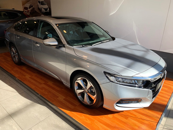 Honda Accord Ext 2.0 Turbo 2019 0km Gris Plata 4p