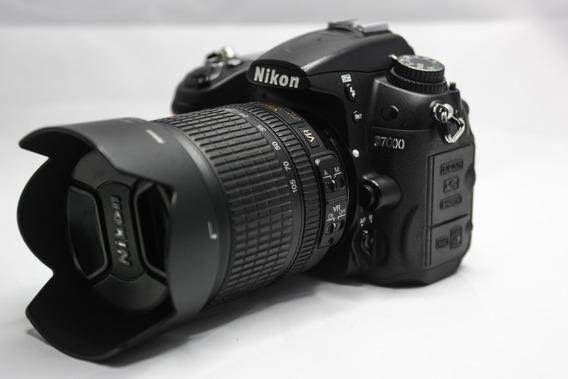 Nikon D7000 + 18-105 Vr Somente 17k Cliques