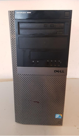 Cpu Dell Optiplex 980 Core I5 8gb Ram 500 Gb Usado Ref: M204