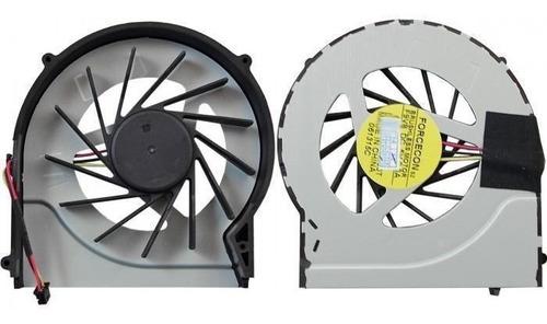 Imagen 1 de 2 de Ventilador Hp Dv7-4000 Dv6-4000 Dv6-3000 Dfb552005m30t