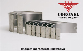 Bronzina Mancal Fiat 1.0 8v Fire Flex Uno Palio Siena Std