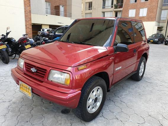 Chevrolet Vitara Jx Mt 1.6 4x4