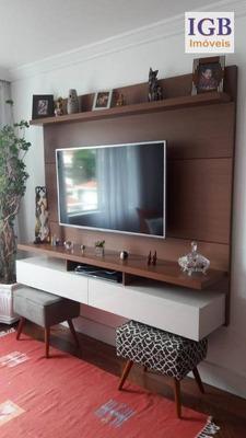 Apartamento Residencial À Venda, Mandaqui, São Paulo. - Ap0519