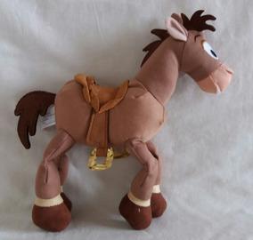 Cavalo Bala No Alvo 1 Unidade Pelúcia Toy Story Fotos Real