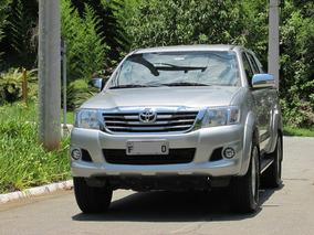 Toyota Hilux 2.7 Srv Cab. Dupla 4x2 Flex Aut 4p 2015