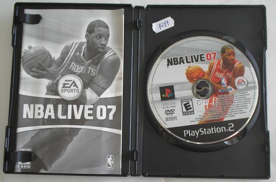 Nba Live 07 Ps2 Original Usada