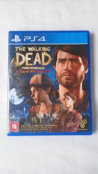 The Walking Dead A New Frontier Ps4 Original