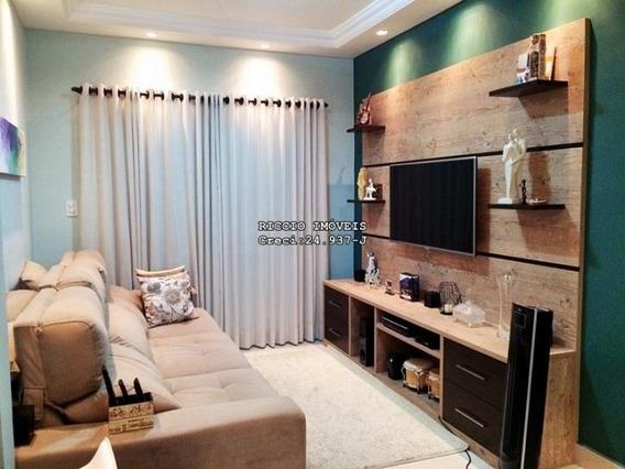 Lindo Apartamento Residencial Monte Castelo Em Taubaté. - Ap1286