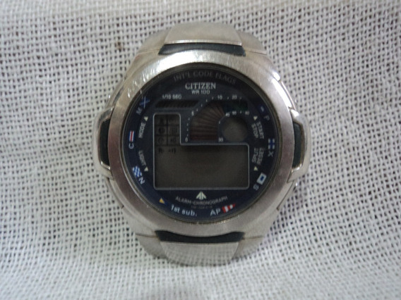 Relógio Citizen Defeito Caixa D28f Promaster