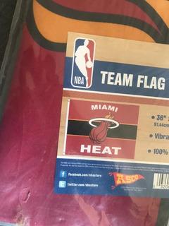Bandeira Esporte Basquete Nba Miami Heat