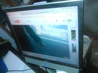 Computadora Gateway 232gb 2 Gbram Y Monitor Dell Con Bocinas