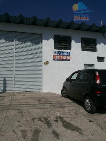 Barracão Para Alugar, 500 M² Por R$ 5.000/mês - Jardim Novo Campos Elíseos - Campinas/sp - Ba0203