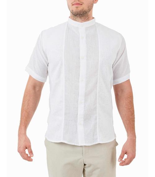 Camisa De Manta Con Yute