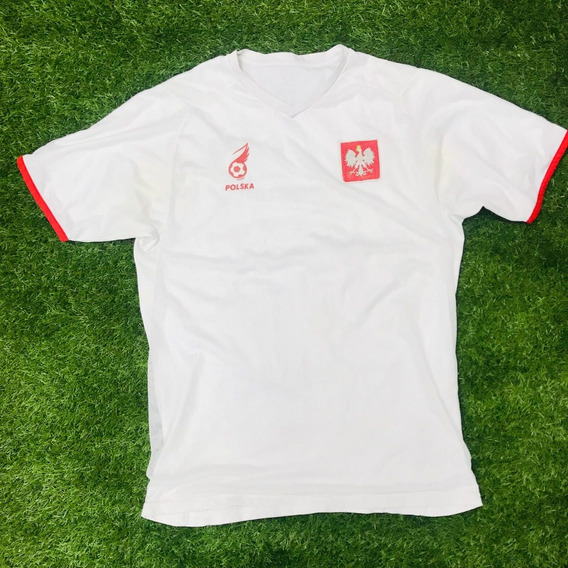 Camiseta Seleccion De Polonia Puma Eurocopa 2008 Talle L