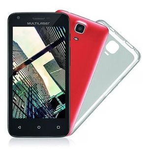 Smartphone Multilaser Ms45 Colors Preto #279354