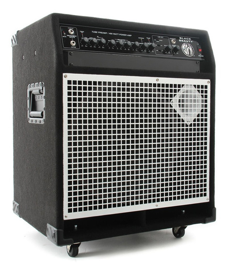 Amplificador Bajo Swr Black Beauty 500 Watts Fcs Sale%